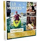 SMARTBOX - Caja Regalo - TE LO MERECES - 1980 experiencias como masajes, menús de tapas, catas,...