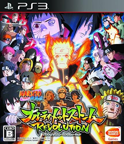 Naruto Shippuden Ultimate Ninja Storm Revolution - édition standard [PS3]