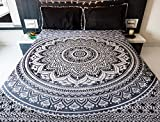 Folkulture Indie Pop Double Bed Bedsheet...