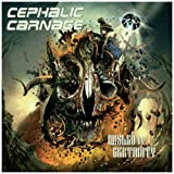 Cephalic Carnage: Misled By Certainty (Audio CD)