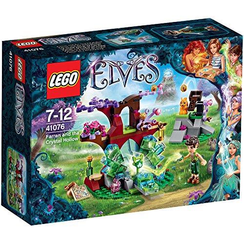 Lego-41076-Elves-Farran-und-die-Kristallhhle