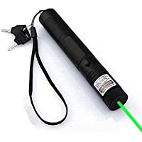Pointeur vert,bureau/école pointeur rechargeable présentateur Pointeur Vert Haute Puissance Rechargeable Pointeur pour…