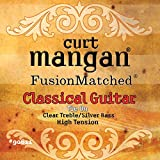 Curt Mangan High Tension Classical jeu de cordes pour guitare classique