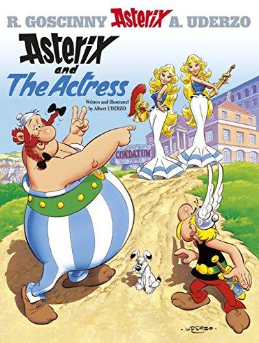 AsteIrix and the actress