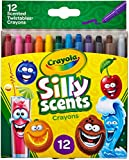 Crayola Silly Scents Twistables Mini Crayons, Multicoloured, 15.49 x 12.44 x 1.27 cm