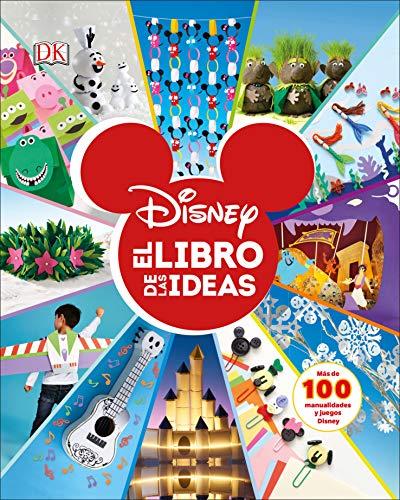 Disney. El libro de las ideas (Spielen De 3 Juego)
