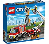 #6: Lego City Fire Utility Truck, Multi Color with Free Santa's Visit