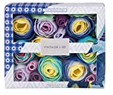Vintage & Co Braids and Blooms Soap Flowers, 70 g