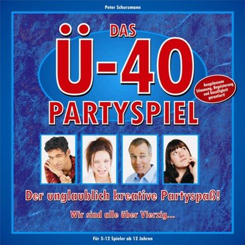 M.I.C. 64366 - Das Ü - 40 Partyspiel