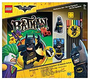 Lego - LG51749 - Lego Batman Movie - Set de Papèterie