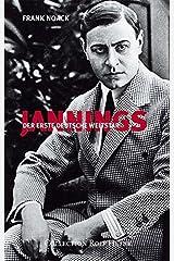 Jannings. Der erste deutsche Weltstar Gebundene Ausgabe