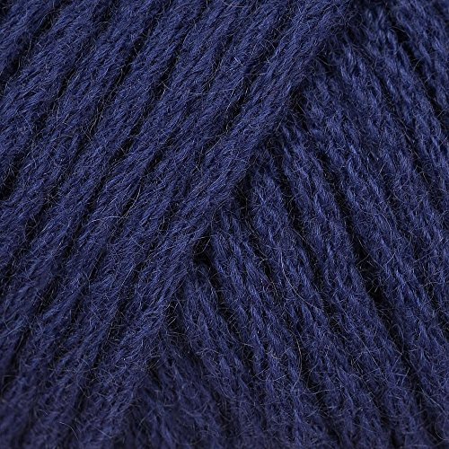 Lang Yarns - CASHMERE CLASSIC - Farbe 0035 Marine - 100% Kaschmirwolle (25 Gramm - 1 Knäuel) -