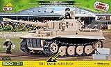Konstruktion Spielzeug kleine Armee Sd.Kfz 181 Panzerkampfwagen VI Tiger Ausf. E Bausteine