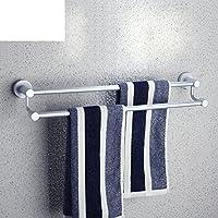 Asciugamano/Doppia barra di tovagliolo/Asciugamani/Bagno asciugamano Bar-B