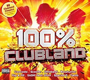 100% Clubland: Amazon.co.uk: Music: https://www.amazon.co.uk/100-Clubland-Various-Artists/dp/B01E0RTEG4