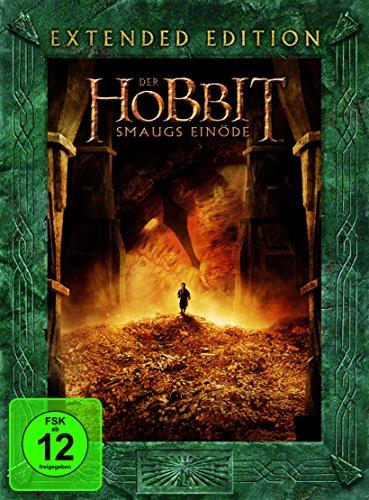 Bild von Der Hobbit: Smaugs Einöde Extended Edition [5 DVDs]