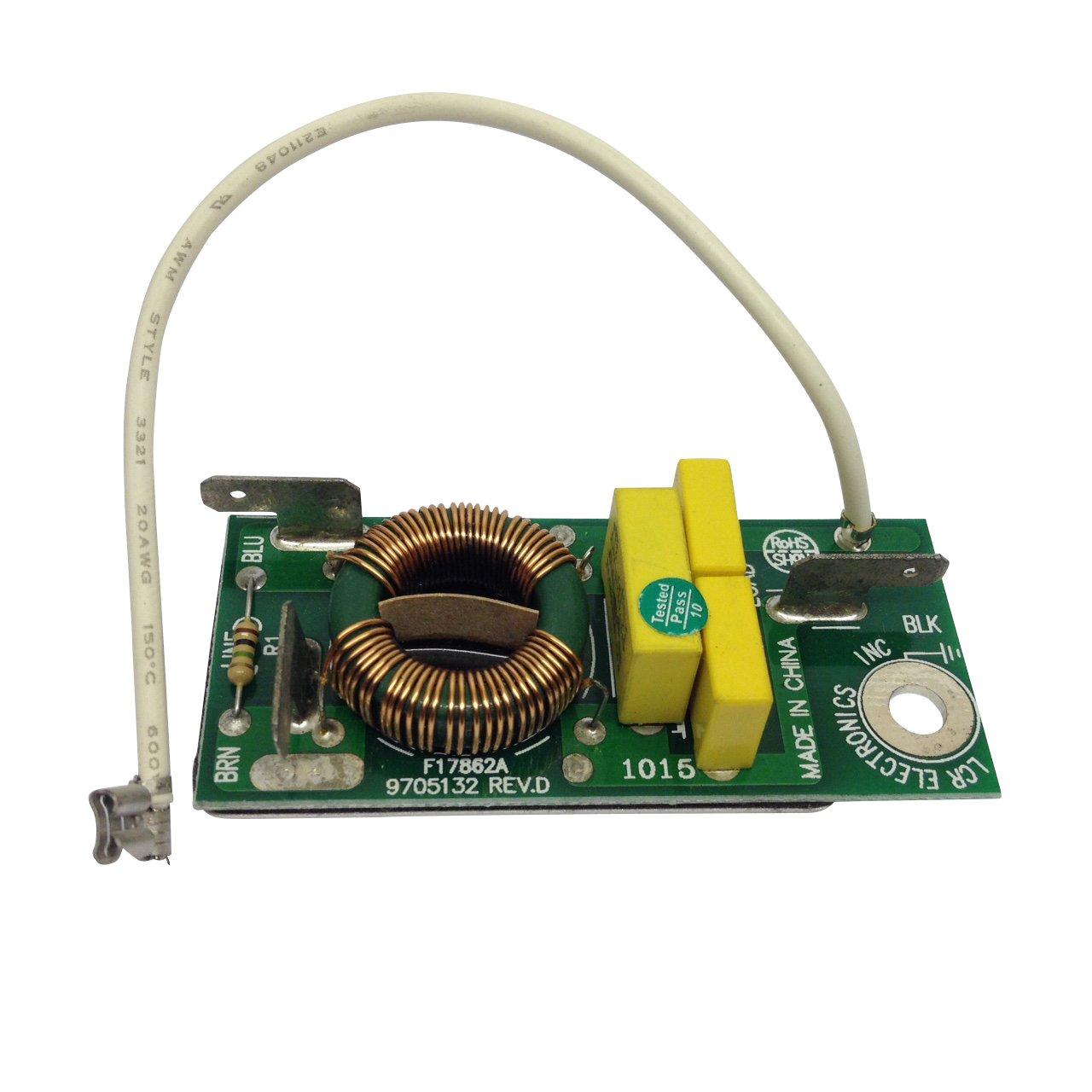 KitchenAid mixer circuito filtro interferenze RF (RFI PCB) 9705132