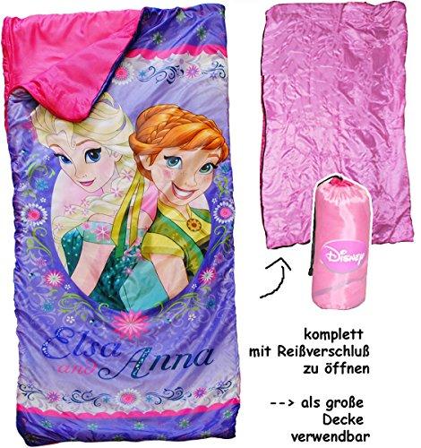 2 in 1 : Schlafsack & XL Decke - 150 cm -