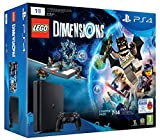 Playstation 4 1 TB D Chassis Slim + Lego Dimensions Starter Pack [Bundle] [Importación Italiana]