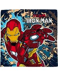 """Ironman"" niño pañuelos - 100% algodón - 33 cm - 3 piezas"