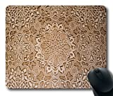 Custom Made Oblong-Shaped Mouse Pad With Textures On - Best Reviews Guide