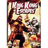 King Kong Escapes [DVD] by Rhodes Reason