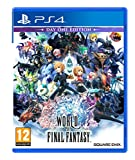 World of Final Fantasy: Day One Edition (PS4)