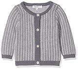 Die besten Of The Cardigans - Noppies Baby-Unisex Strickjacke U Cardigan Knit Karby, Grau Bewertungen