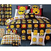 housse de couette smiley. Black Bedroom Furniture Sets. Home Design Ideas