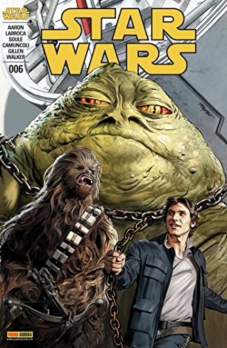 Star Wars n6 (Couverture 1/2)