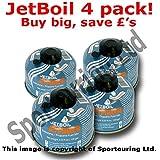 JetBoil Jet Fuel - Multi Pack - Special Offer