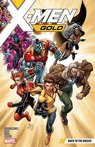 X-Men Gold Vol. 1: Back To The Basics (X-Men: Gold (2017-))