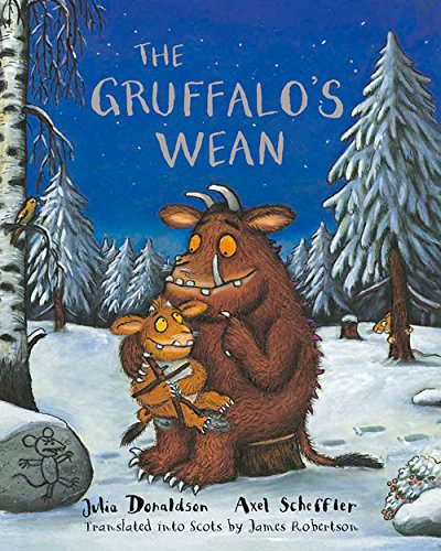 The Gruffalo's Wean Cover Image