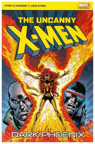 The uncanny X-Men : dark phoenix