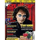 Guitar Ausgabe 04 2012 - Tony Iommi - Interviews - Workshops - Playalong Songs - Test und Technik