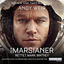 "Andy Weir – ""Der Marsianer"""