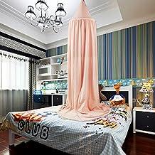 Kinder Baldachin Moskitonetz Bett Überdachung, Dekoration Baldachin Aus  Baumwollsegeltuch, SOONHUA