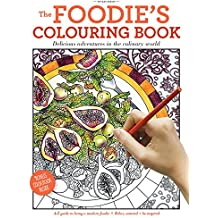 The Foodie's Colouring Book (Wp Art Series)