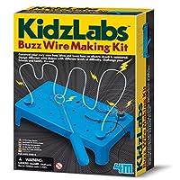 4M 4109 Kidz Labs Buzz Wire Kit For Boys