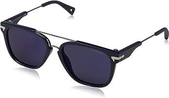 G-Star Raw G-Star Unisex Sunglasses - Gs651S-415 5417 - Blue (Navy)