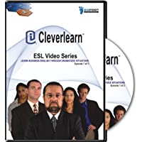 Cleverlearn ESL Video Series: Learn Business English Through Dramatized Situations Ep 1 of 3