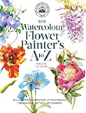 #5: Kew: The Watercolour Flower Painter's A to Z: An Illustrated Directory of Techniques for Painting 50 Popular Flowers