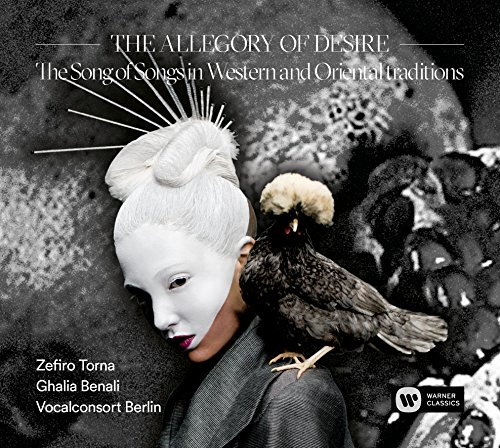 The Allegory of Desire(the Songs of Songs in