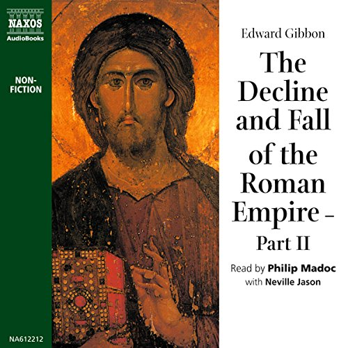 The Decline and Fall of the Roman Empire, Volume 2  Audiolibri