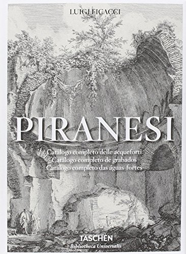 Piranesi (Bibliotheca Universalis) por Luigi Ficacci