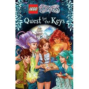 LEGO Elves: Quest for the Keys 9781407162263 LEGO