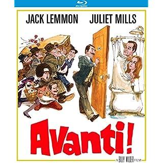 AVANTI (1972) - AVANTI (1972) (1 Blu-ray)