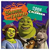 Official Shrek the Third Calendar 2008