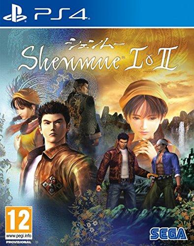 Shenmue I & II - PS4 (precio: 31,99€)