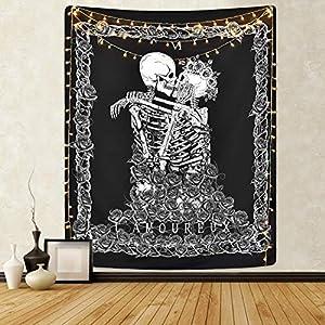 Wandteppich Schwarz Weiß Günstig Online Kaufen Dein Möbelhaus